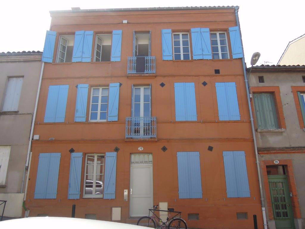 A vendre appartement toulouse 25 m l 39 adresse aet immobilier for Appartement toulouse